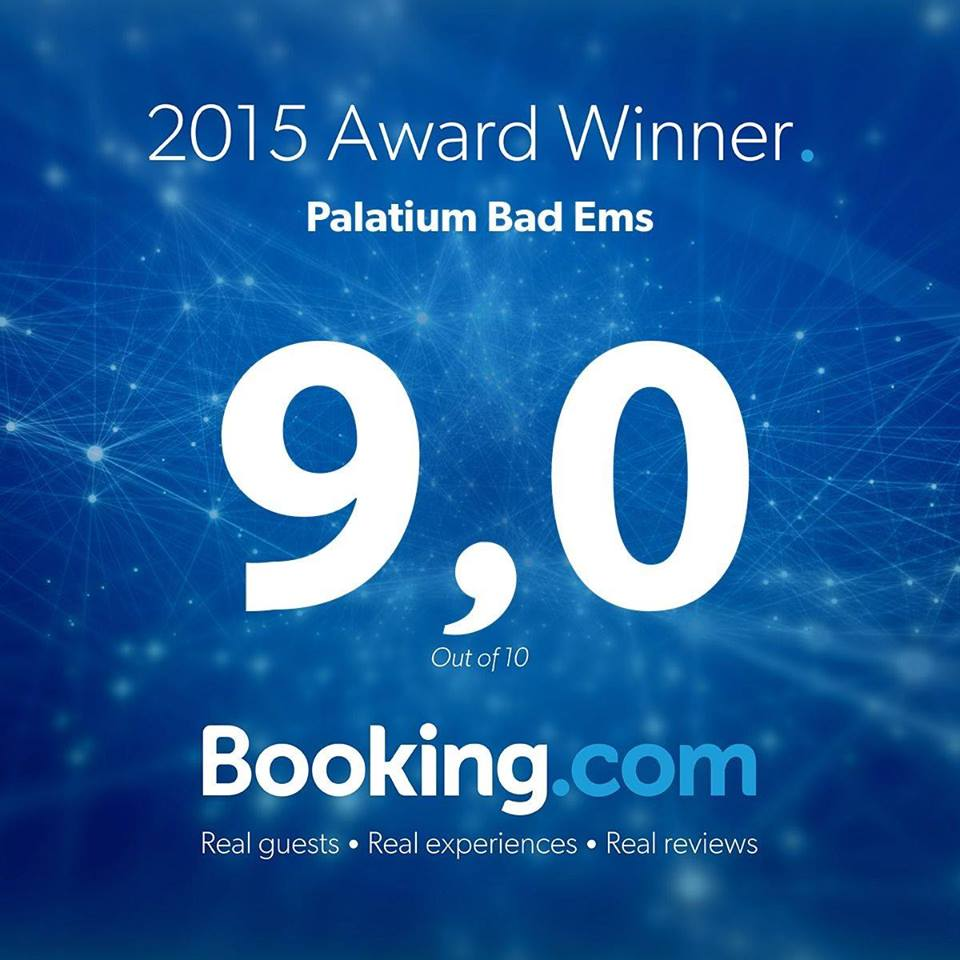 Award booking.com 2015